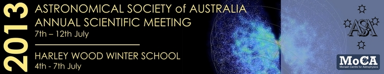 Astronomical Society of Australia Annual Scientific Meeting including HWWS 2013