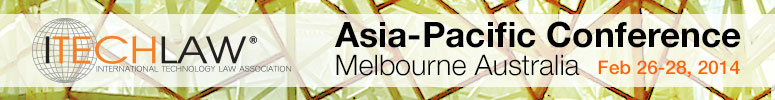 ITECHLAW Asia-Pacific Conference 2014