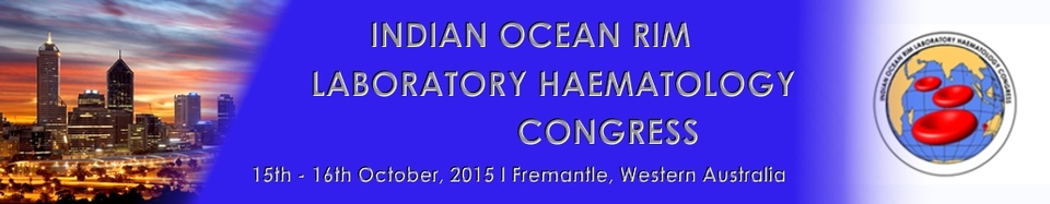 Indian Ocean Rim Laboratory Haematology Congress 2015
