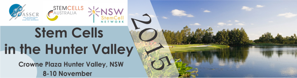 Stem Cells in the Hunter Valley 2015
