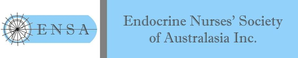 Endocrine Nurses' Society of Australasia Inc Conference 2016